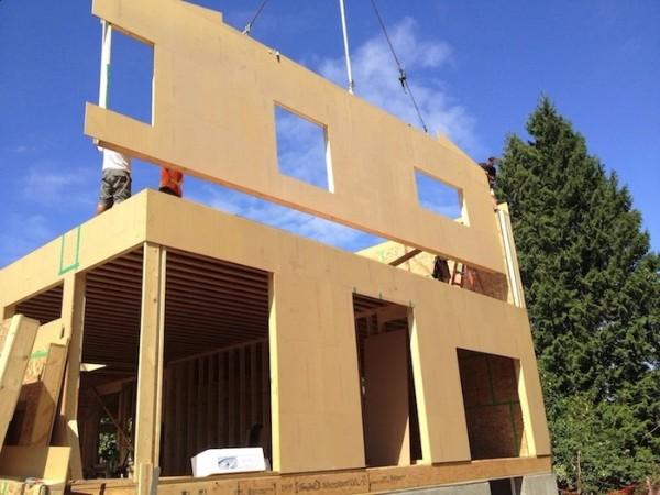 Немецкая технология строительства каркасного дома фото 2