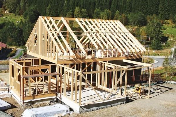 Каркасно-рамочная технология строительства каркасных домов фото 1