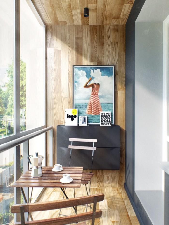 Дизайн лоджии фото 2017 современные идеи в стиле лофт