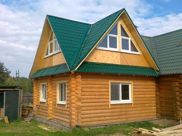 Как установить окно в деревянном доме своими руками