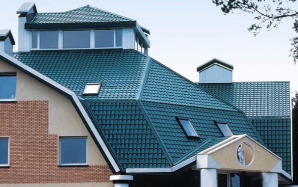 Устройство крыши из металлочерепицы фото 1
