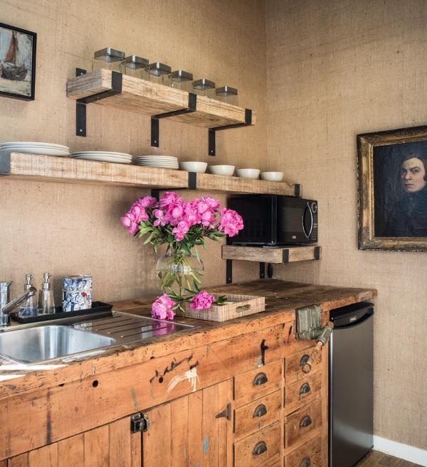 Дизайн однокомнатной квартиры 30 квадратов и маленькой кухни