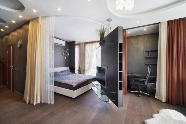 Дизайн однокомнатной квартиры 30 м фото