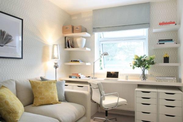 Уютный дизайн однокомнатной квартиры 30 кв.м фото
