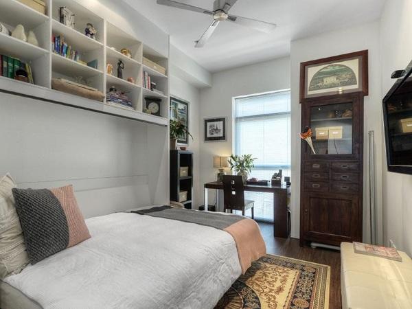 Шикарный дизайн однокомнатной квартиры 30 м