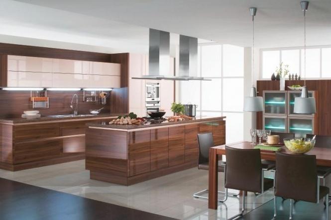 Дизайн интерьера кухни-столовой фото 3