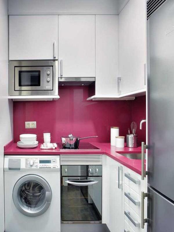 Дизайн маленькой кухни фото 2