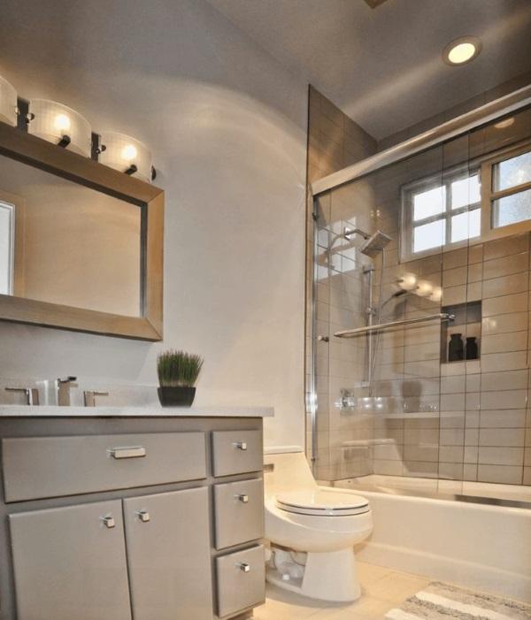 Красивые ванные комнаты фото 9
