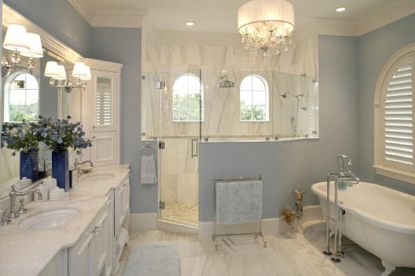 Красивые ванные комнаты фото 10