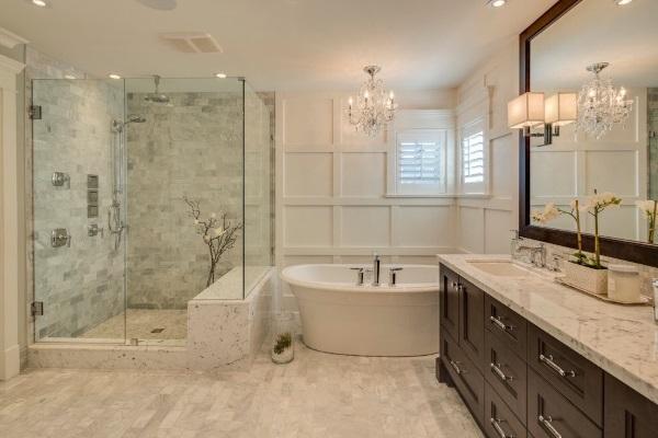 Красивые ванные комнаты фото 11