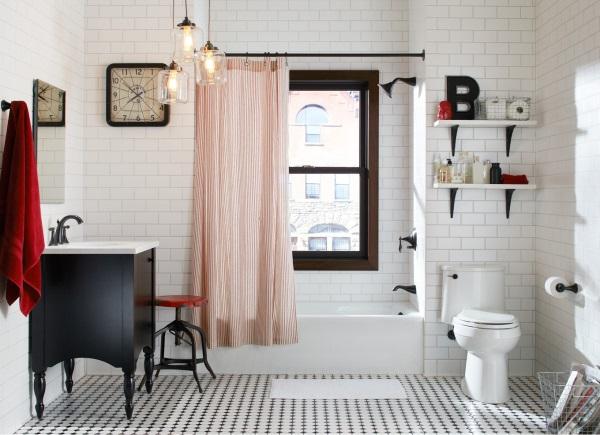 Красивая ванная комната дизайн фото 21