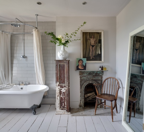 Красивая ванная комната дизайн фото 22