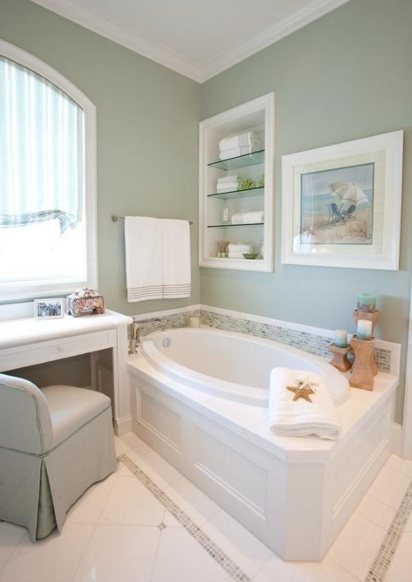 Красивая ванная комната дизайн фото 24