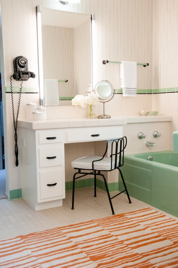 Красивая ванная комната дизайн фото 25