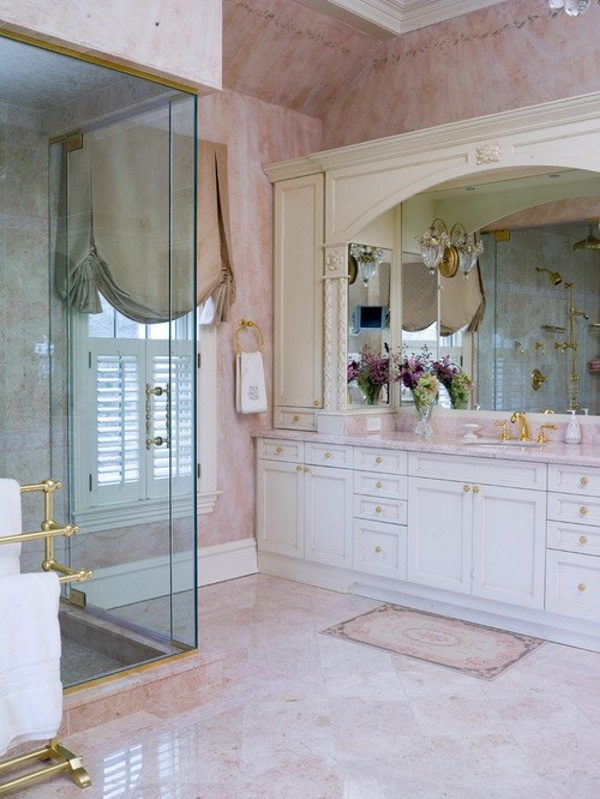 Самые красивые ванные комнаты фото 31