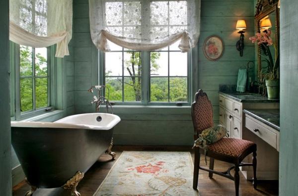 Самые красивые ванные комнаты фото 34