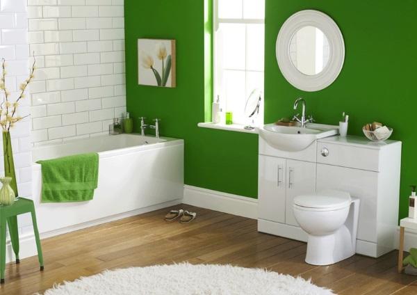 Самые красивые ванные комнаты фото 33
