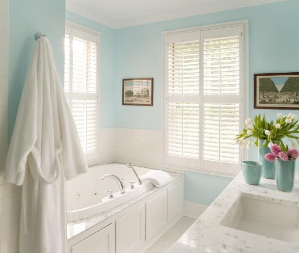 Самые красивые ванные комнаты фото 36
