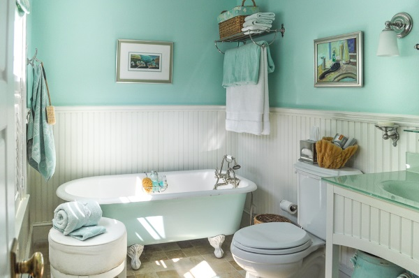 Самые красивые ванные комнаты фото 35