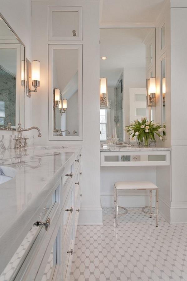Самые красивые ванные комнаты фото 37
