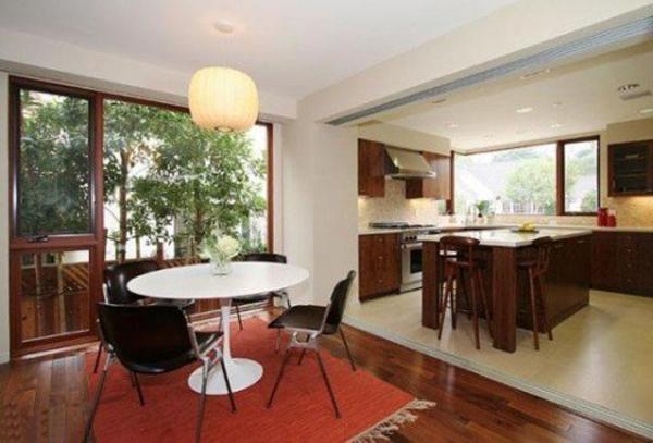 Дизайн интерьера кухни-столовой фото 4