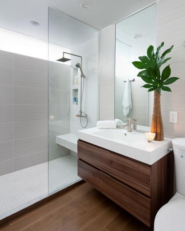 Самые красивые ванные комнаты фото 38