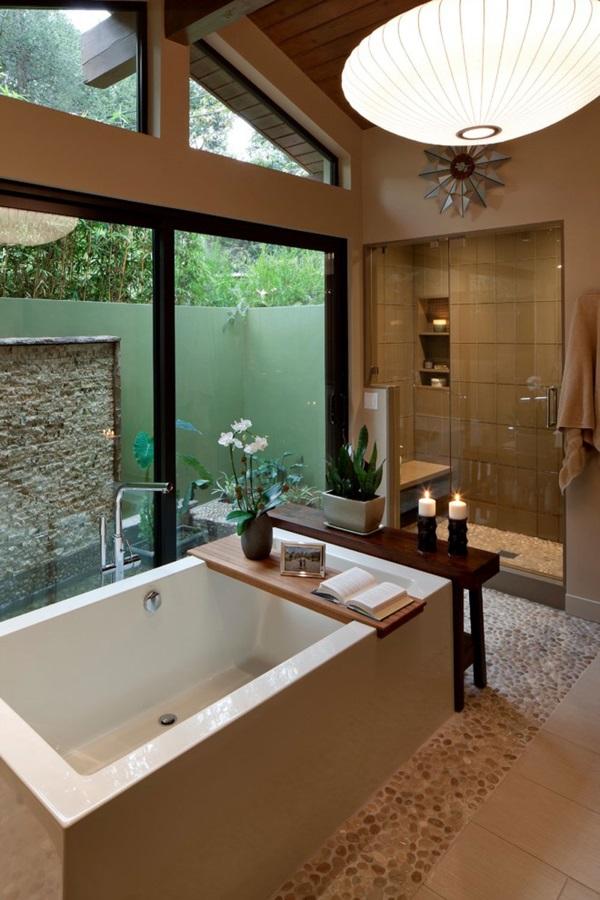 Самые красивые ванные комнаты фото 39