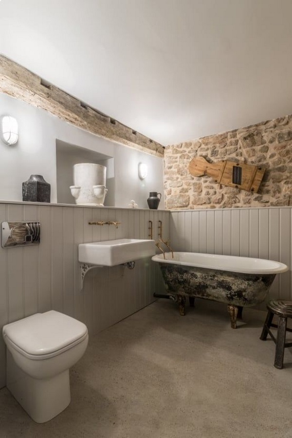 Самые красивые ванные комнаты фото 40