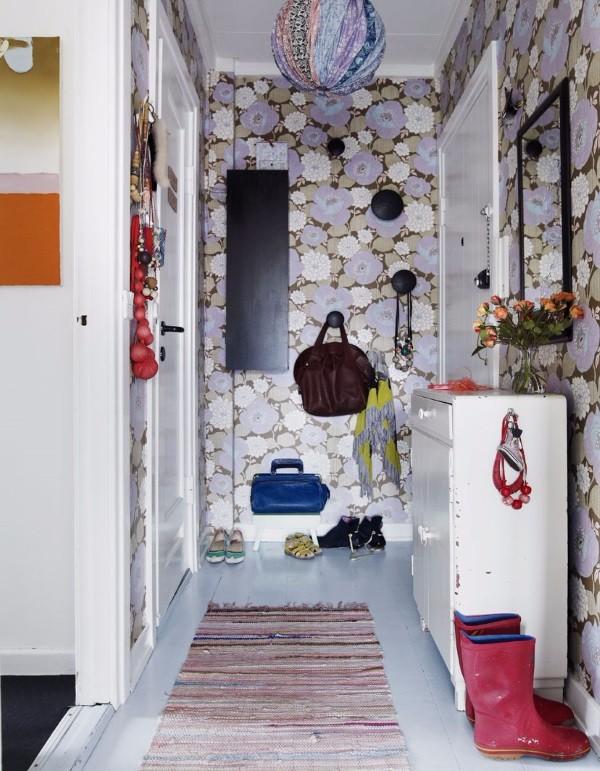 Обои для маленького коридора в квартире фото 4