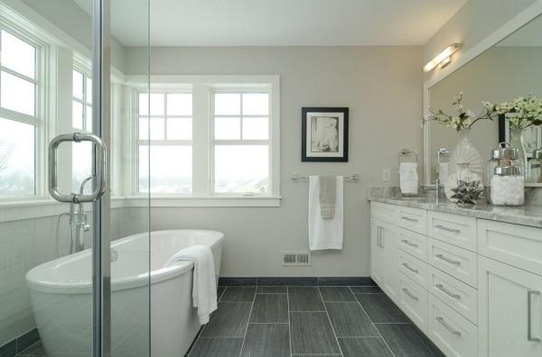 Как красиво сделать ванную комнату фото 46