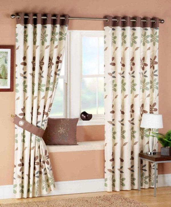Как сшить шторы на люверсах в современном стиле - фото инструкция