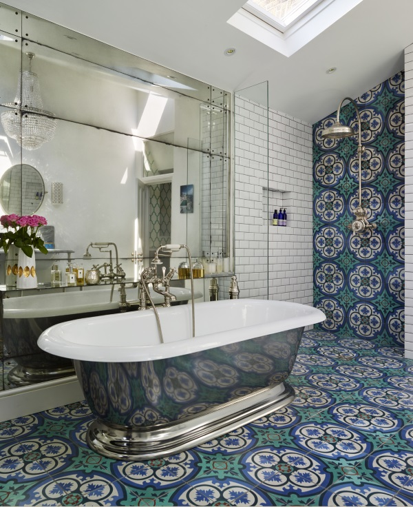 Как красиво сделать ванную комнату фото 48