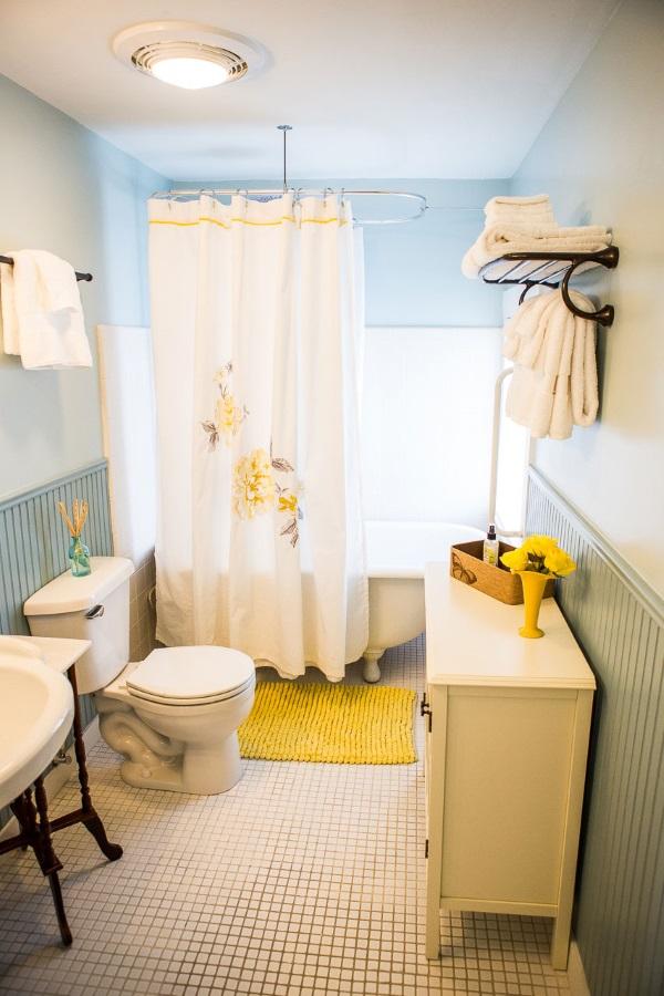 Как красиво сделать ванную комнату фото 50