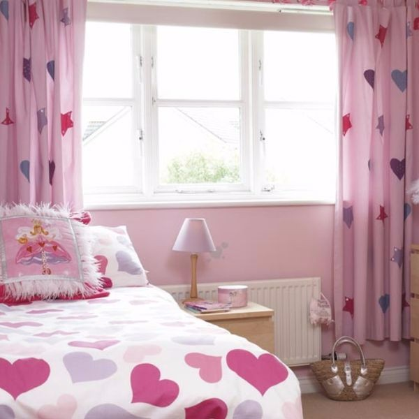 Дизайн штор в детскую фото 2