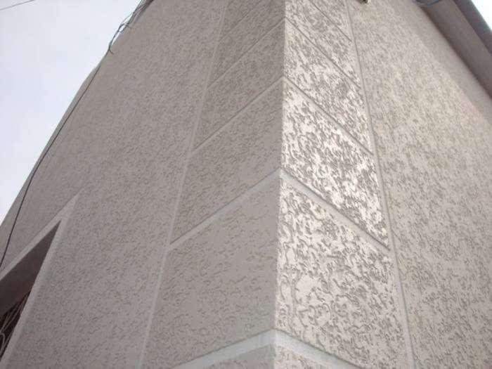 Штукатурка короед на фасадах домов, фото 2