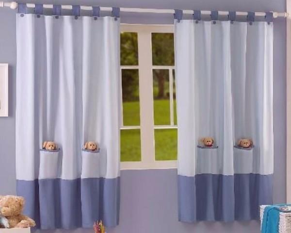 Детские шторы фото 4
