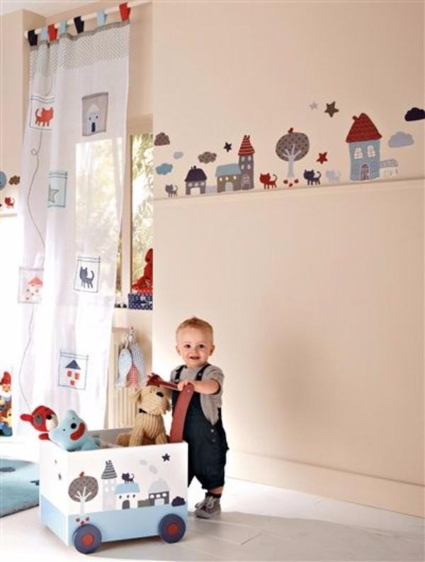 Детские шторы фото1