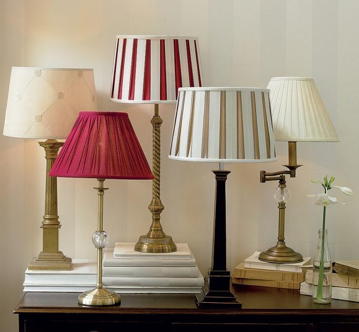 Светильники в стиле прованс фото 2