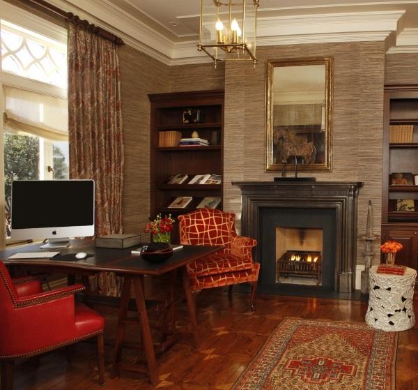 Мебель для кабинета в квартире фото 1