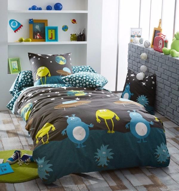 Постельное белье в детскую кроватку фото 47