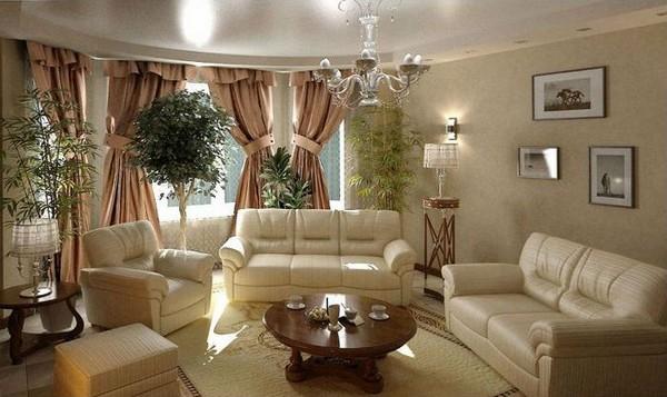 Дизайн интерьера в классическом стиле, фото 1