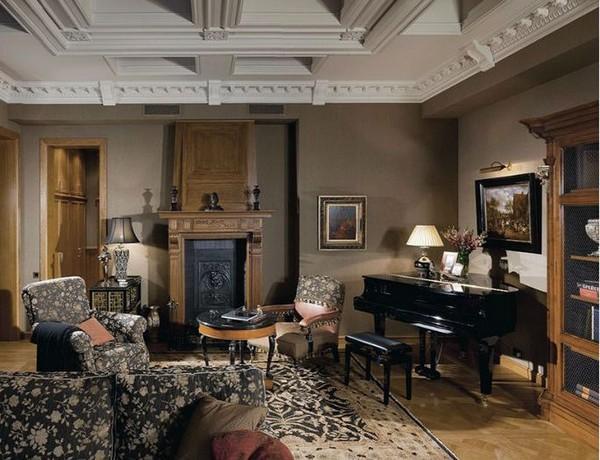 Дизайн интерьера в классическом стиле, фото 3