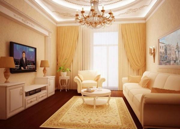 Дизайн интерьера в классическом стиле, фото 7