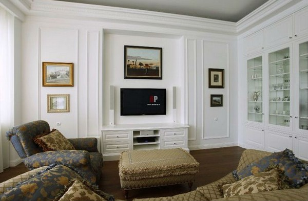 Дизайн интерьера в стиле неоклассика, фото 2