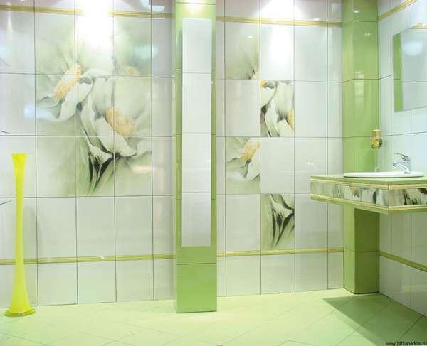 Дизайн плитки в туалете, фото 11