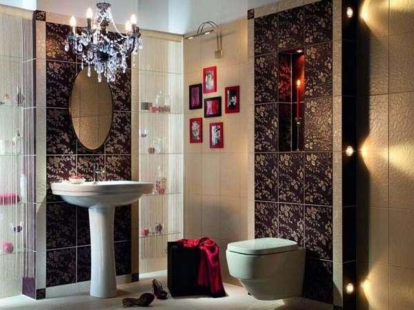Дизайн плитки в туалете, фото 20