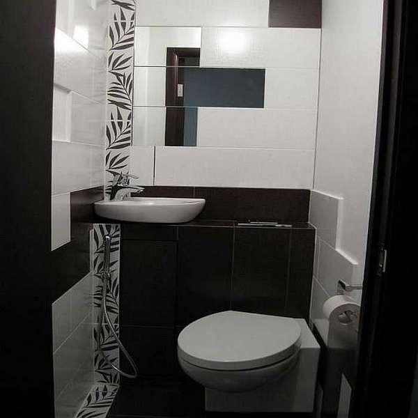 Дизайн плитки в туалете, фото 6