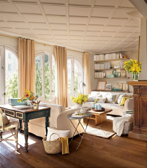Дизайн квартиры зал 18 м в классическо стиле