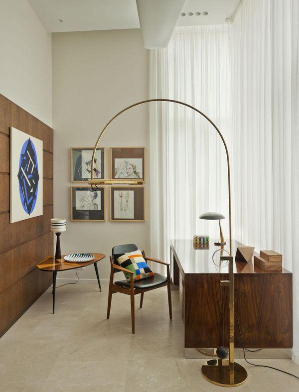 Кабинет в квартире дизайн фото 2