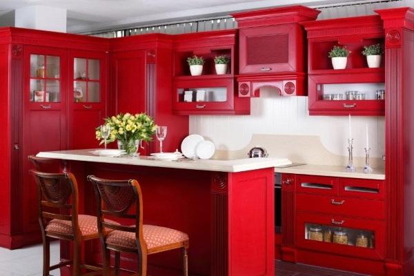Интерьеры кухонных гарнитуров фото